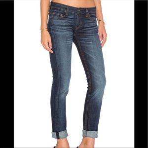 Rag and bone the dre skinny jeans
